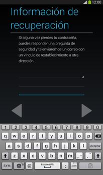 Crea una cuenta - Samsung Galaxy Tab 3 7.0 - Passo 14