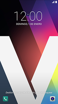 Configura el Internet - LG V20 - Passo 33