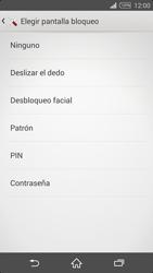 Desbloqueo del equipo por medio del patrón - Sony Xperia Z2 D6503 - Passo 6