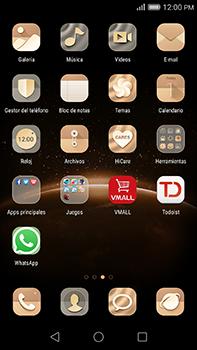 Configuración de Whatsapp - Huawei G8 Rio - Passo 3