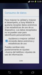 Activa el equipo - Sony Xperia M2 Aqua D2303 - Passo 15