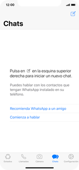 Configuración de Whatsapp - Apple iPhone XS - Passo 14