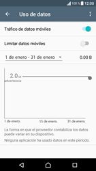 Desactivación límite de datos móviles - Sony Xperia E5 - Passo 6