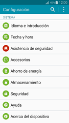 Actualiza el software del equipo - Samsung Galaxy A5 - A500M - Passo 5