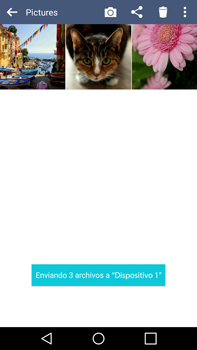 Transferir fotos vía Bluetooth - LG G4 - Passo 11