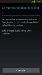 Crea una cuenta - Samsung Galaxy S 3  GT - I9300 - Passo 8