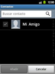 Envía fotos, videos y audio por mensaje de texto - Samsung Galaxy Y  GT - S5360 - Passo 4