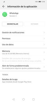 Desinstalar aplicaciones - Huawei Mate 20 Pro - Passo 5