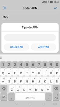 Configura el Internet - Huawei Mate 9 - Passo 13