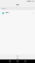 Configura el Internet - Huawei Cam Y6 II - Passo 7