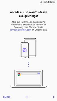 Configura el Internet - Samsung Galaxy J7 Prime - Passo 22