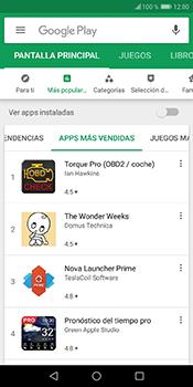 Instala las aplicaciones - Huawei Y6 2018 - Passo 8