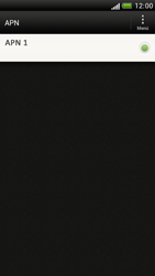 Configura el Internet - HTC One S - Passo 7