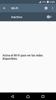 Configura el WiFi - Sony Xperia L1 - Passo 5