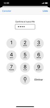 Cómo cambiar el código PIN de la SIM - Apple iPhone XS - Passo 10