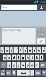 Envía fotos, videos y audio por mensaje de texto - LG Optimus L7 - Passo 4