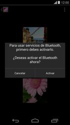 Transferir fotos vía Bluetooth - Motorola Moto G - Passo 10