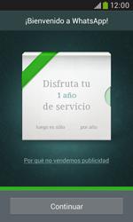 Configuración de Whatsapp - Samsung Galaxy Trend Plus S7580 - Passo 9