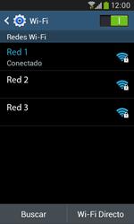 Configura el WiFi - Samsung Galaxy Trend Plus S7580 - Passo 8