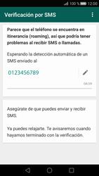 Configuración de Whatsapp - Huawei P8 - Passo 7