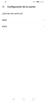 Configura tu correo electrónico - Huawei P30 Lite - Passo 9