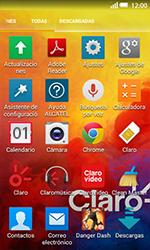 Configura el hotspot móvil - Alcatel Pop S3 - OT 5050 - Passo 3