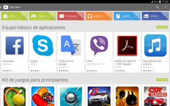 Instala las aplicaciones - Samsung Galaxy Note Pro - Passo 4