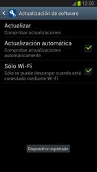 Actualiza el software del equipo - Samsung Galaxy S 3  GT - I9300 - Passo 11