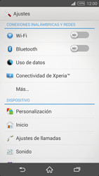 Configura el WiFi - Sony Xperia Z2 D6503 - Passo 4
