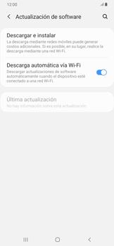 Actualiza el software del equipo - Samsung Galaxy A30 - Passo 6
