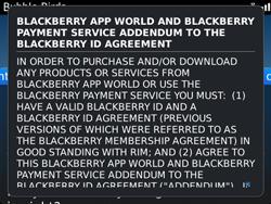 Crea una cuenta - BlackBerry Bold 9720 - Passo 15