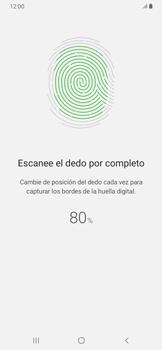 Habilitar seguridad de huella digital - Samsung Galaxy A30 - Passo 14
