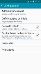 Configura el Internet - Samsung Galaxy A3 - A300M - Passo 21