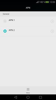 Configura el Internet - Huawei Mate S - Passo 16