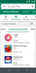Instala las aplicaciones - Motorola Moto E5 Play - Passo 7