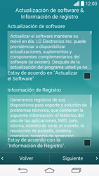Activa el equipo - LG G3 D855 - Passo 10