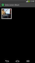 Envía fotos, videos y audio por mensaje de texto - LG G Flex - Passo 16