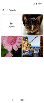 Envía fotos, videos y audio por mensaje de texto - Motorola One Vision (Single SIM) - Passo 12