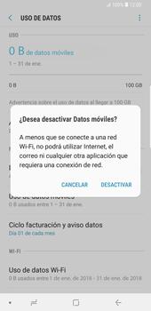 Desactiva tu conexión de datos - Samsung Galaxy Note 9 - Passo 6