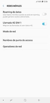 Configura el Internet - Samsung A7 2018 - Passo 8