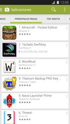 Instala las aplicaciones - Samsung Galaxy S5 - G900F - Passo 7