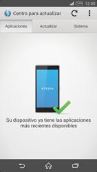 Actualiza el software del equipo - Sony Xperia Z2 D6503 - Passo 7