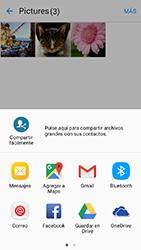 Transferir fotos vía Bluetooth - Samsung Galaxy J5 Prime - G570 - Passo 10