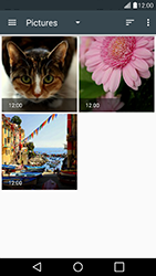 Envía fotos, videos y audio por mensaje de texto - LG G5 - Passo 16