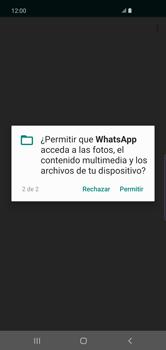 Configuración de Whatsapp - Samsung S10+ - Passo 9