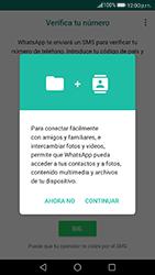 Configuración de Whatsapp - Huawei P10 - Passo 5
