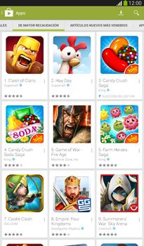 Instala las aplicaciones - Samsung Galaxy Tab 3 7.0 - Passo 9