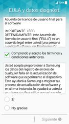 Activa el equipo - Samsung Galaxy A3 - A300M - Passo 7