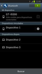 Conecta con otro dispositivo Bluetooth - Samsung Galaxy S 3  GT - I9300 - Passo 8