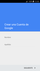 Crea una cuenta - Samsung Galaxy S6 Edge - G925 - Passo 4